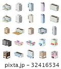 3D ベクター 店舗のイラスト 32416534