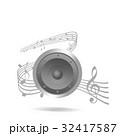 音楽 譜面 コンサート 音符 32417587
