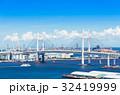 横浜ベイブリッジ ベイブリッジ 横浜の写真 32419999