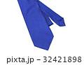白背景 ネクタイ 結びの写真 32421898