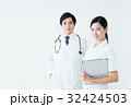 医師 医者 看護師の写真 32424503