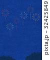 花火【和風背景・シリーズ】 32425849