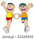 視覚障害者マラソン 32426949