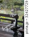ハロウィンのお化けガイコツ 32427729