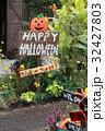 ハロウィンの飾り付け 32427803