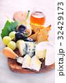 チーズ 爽やかな 新鮮の写真 32429173