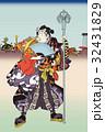 歌川豊国 神田大明神 御祭礼之図のイメージイラスト 32431829