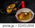 スウェーデン風ベイクドポテト Swedish style baked potato  32431956