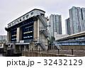 天王洲アイルの天王洲水門 32432129