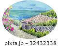 沖縄 海 民家 竹富島 32432338