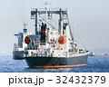 船 貨物船 海の写真 32432379
