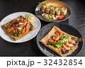 そば粉のクレープ ガレット  galette French food 32432854