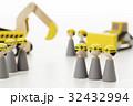 建設 建築 工事 土木 作業員 人形 工事現場 32432994
