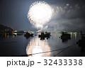 大分県 津久見 花火大会 つくみ港まつり 漁港より 32433338