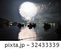 大分県 津久見 花火大会 つくみ港まつり 漁港より 32433339