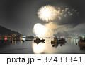 大分県 津久見 花火大会 つくみ港まつり 漁港より 32433341