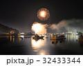 大分県 津久見 花火大会 つくみ港まつり 漁港より 32433344