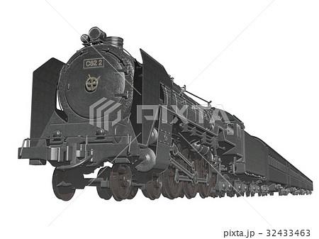 蒸気機関車5 32433463