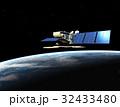 地球観測衛星3 32433480