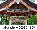 関東のパワースポット 三峯神社 手水舎  32434954