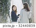 女性 外国人 国際交流の写真 32440839