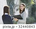 女性 外国人 国際交流の写真 32440843