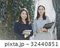 女性 外国人 国際交流の写真 32440851