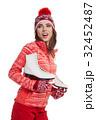 スケート 若い 若の写真 32452487