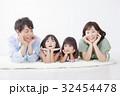 家族 ファミリー 4人の写真 32454478