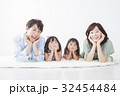 家族 ファミリー 4人の写真 32454484