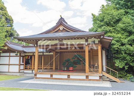 阿佐ヶ谷神明宮の能楽殿(東京都杉並区) 32455234