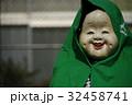 お囃子 福笑い 32458741