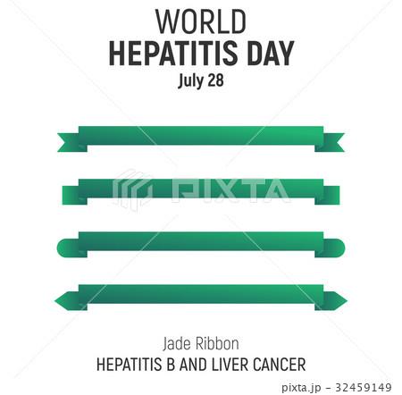 World Hepatitis Day, July 28, vector designのイラスト素材 [32459149] - PIXTA