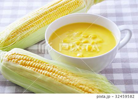 コーンスープ 32459582