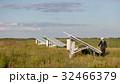 ソーラー電池 太陽電池 太陽光発電の写真 32466379