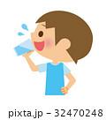 水分補給 子供 32470248