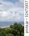 グアムのファルコナビーチ 32473857