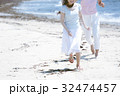 カップル 砂浜 海岸の写真 32474457