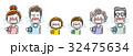 3世代家族:うがい 32475634