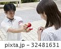 カップル プロポーズ サプライズの写真 32481631