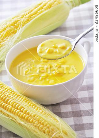 コーンスープ 32486608