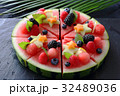 すいかピザ 32489036