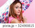 女 女の人 女性の写真 32490815