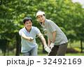 ゴルフ ミドル 夫婦 スポーツ ゴルフ場 イメージ 32492169
