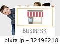 ビジネス 商売 グラフィックの写真 32496218