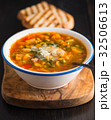 Minestrone Traditional Italian Vegetable Soup  32506613