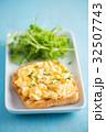 料理 卵 食の写真 32507743