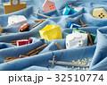 津波 洪水 豪雨災害の写真 32510774