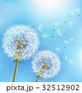 フラワー 花 タンポポのイラスト 32512902