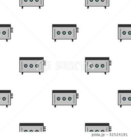 CD player pattern seamlessのイラスト素材 [32524191] - PIXTA